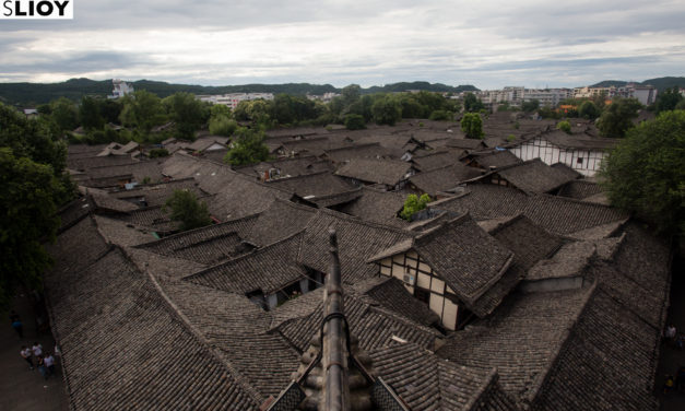 Photo of the Week: Old Town Langzhong