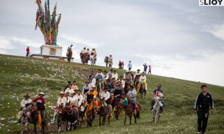 Photo of the Week: Tagong Horse Festival