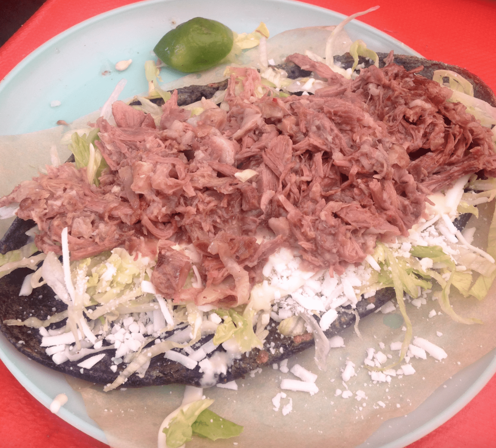 street foods in mexico city