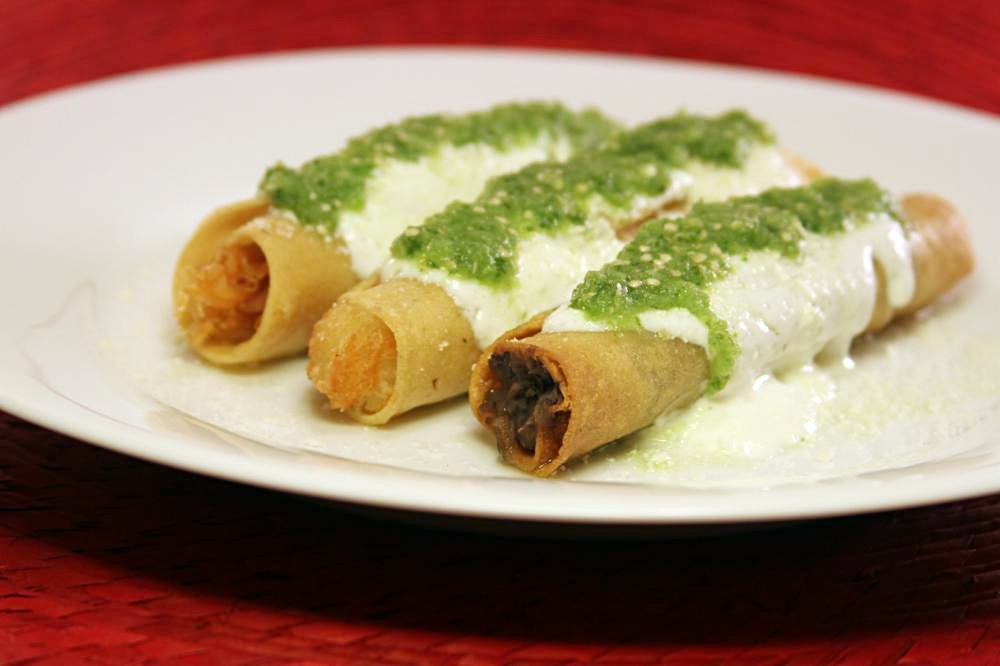 flautas in Mexico City