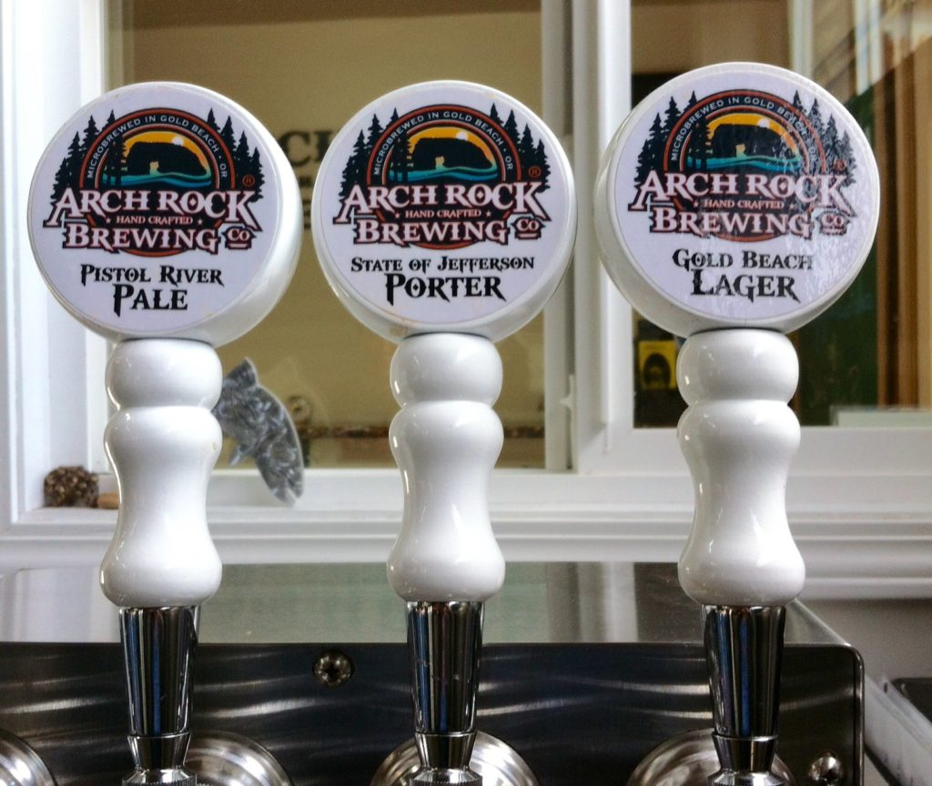 Arch Rock Brewery Southern Oregon Coast