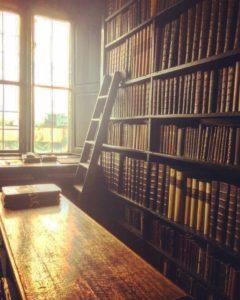 Chetham's Library.