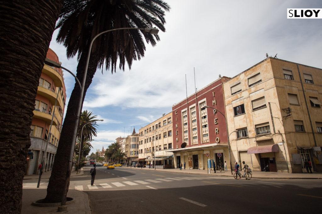 Art Deco Architecture of Asmara Eritrea