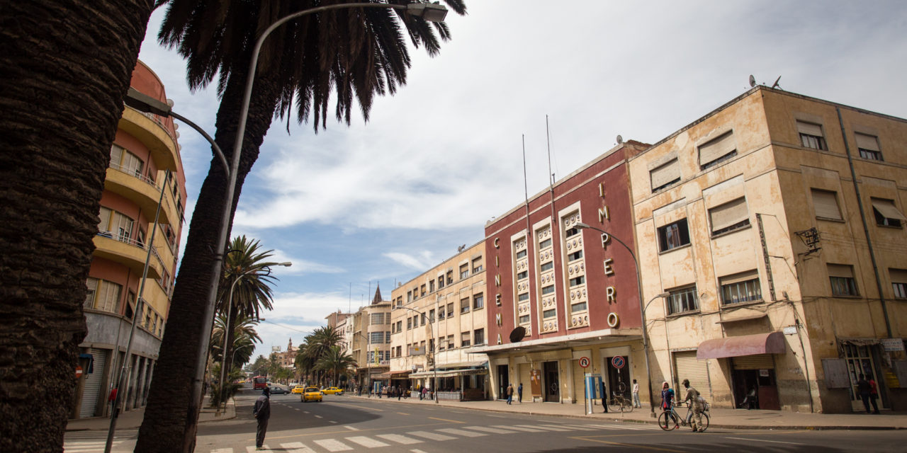 Photo of the Week: Exploring Asmara, Eritrea