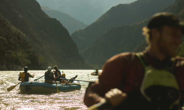 27 Days Rafting The Source Of The Amazon