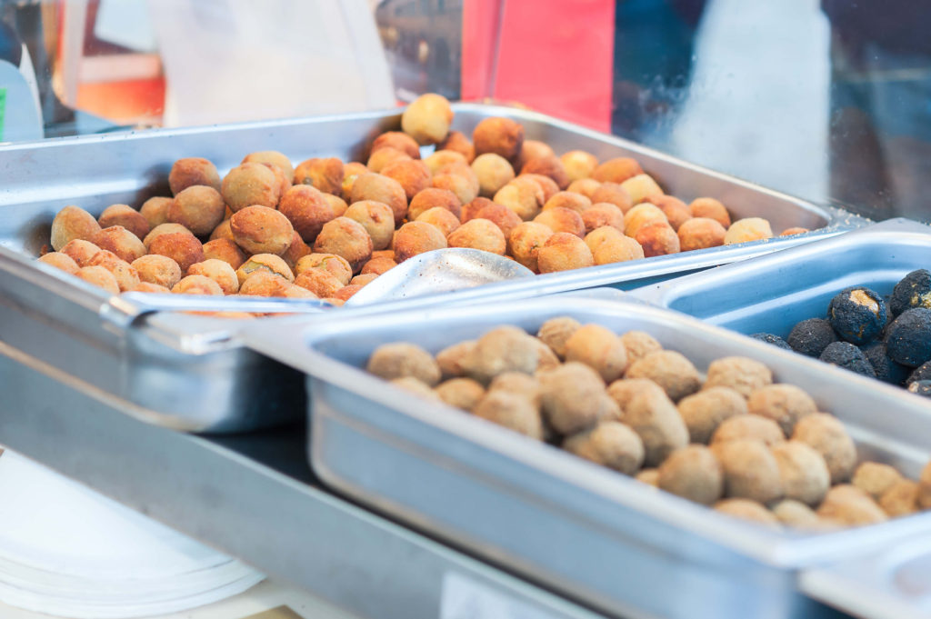 Street Foods in Italy