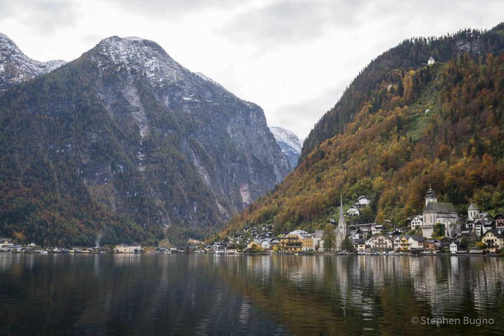 Scenic Village of Hallstatt
