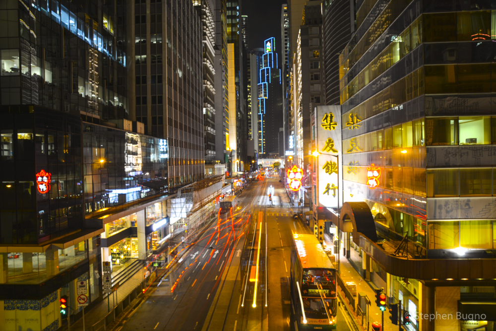 two days in hong kong