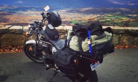 An Essay: Thoughts on Life and Death Before I Ride