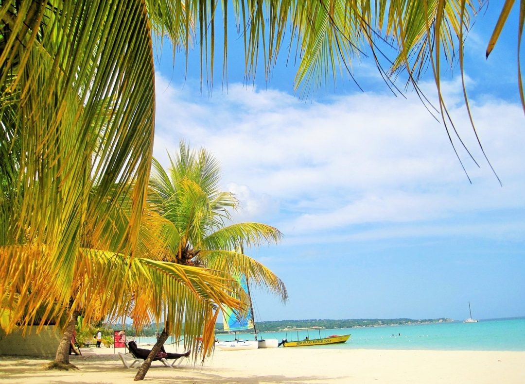 12 дней на Ямайке!