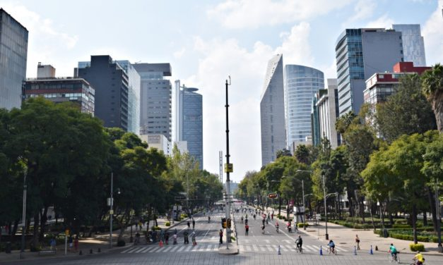 What it Costs: A Day of Travel in Mexico City