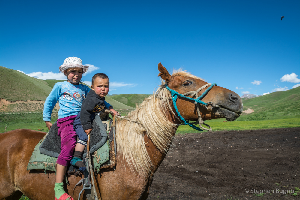 Semi-Nomadic Life in Kyrgyzstan