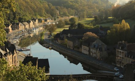 Photo of the Week: Early Morning in Dinan, France