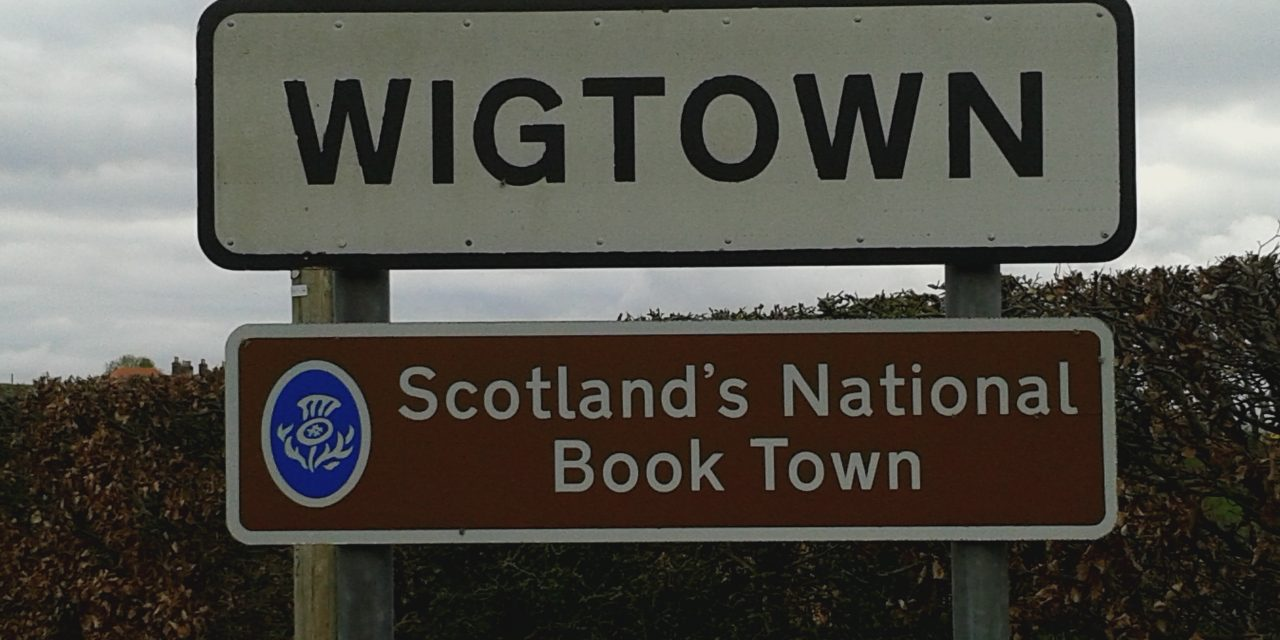 Not Just an Open Book – My Week in Scotland's National Book Town