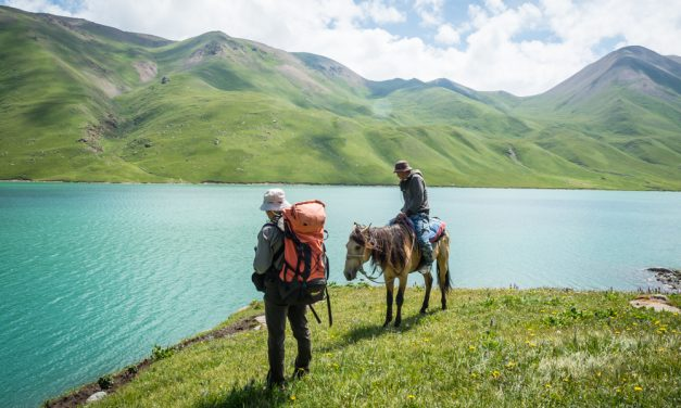 Best Places to get Outside in Kyrgyzstan