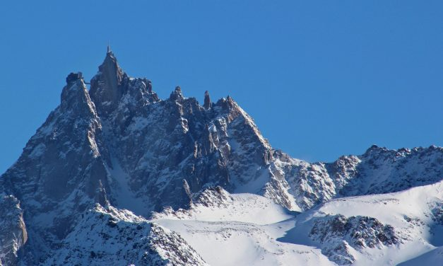 Introducing: Aiguille du Midi, France