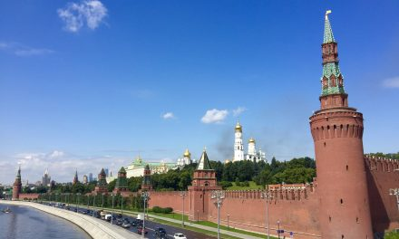 Photo of the Week: Inside the Kremlin