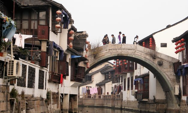 Tongli and Zhujiajiao: A Shanghai Daytrip