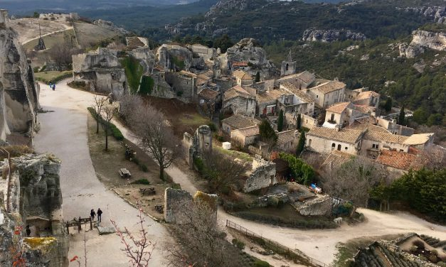 Go to these Provence Villages in Winter