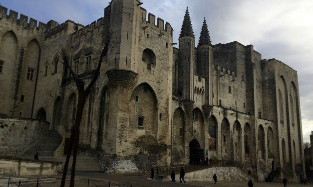 Photo of the Week: Papal Palace of Avignon