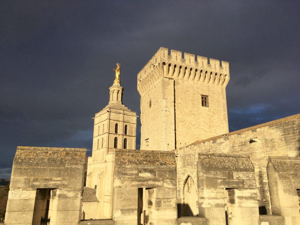 Papal Palace