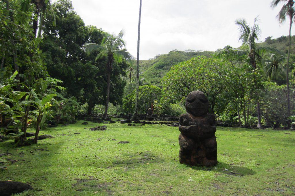 Papeete Marae Archaelogical Ruins