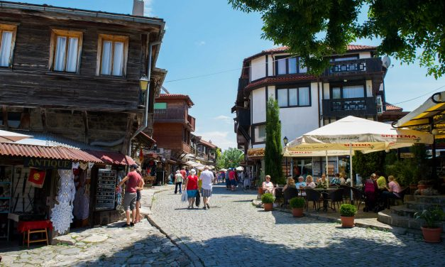 Your Travel Guide to Nesebar Bulgaria