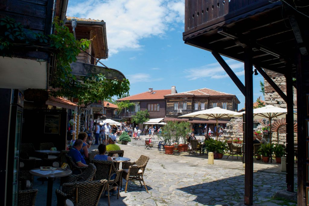 travel guide to Nesebar Bulgaria