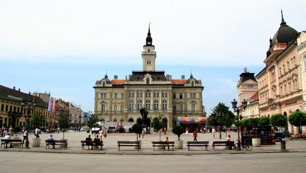 one day in novi sad