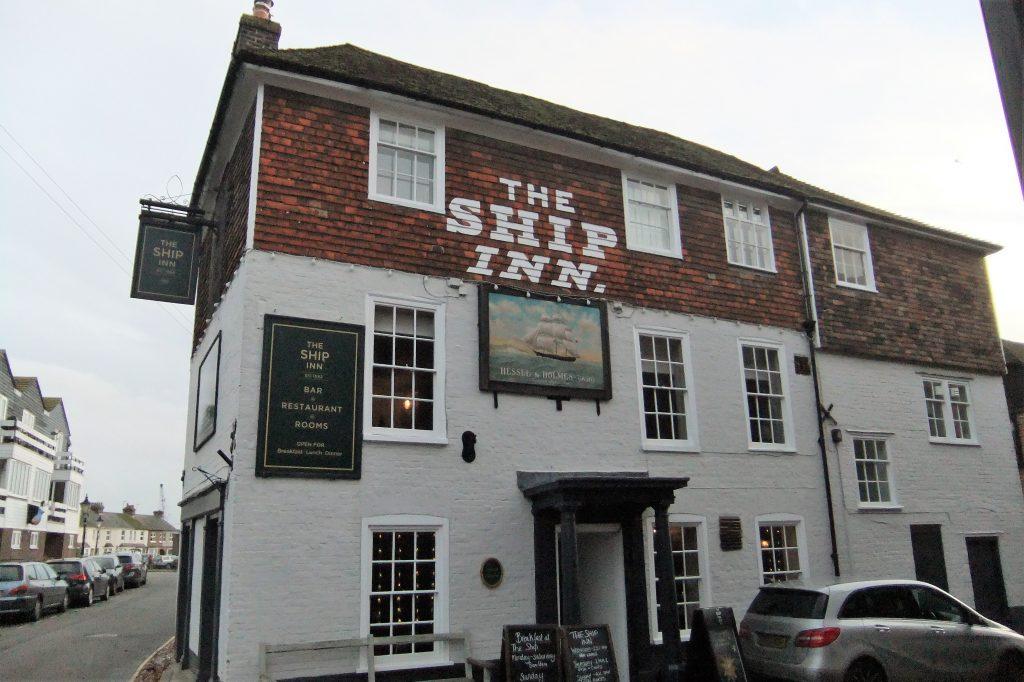 The Ship Inn Rye England
