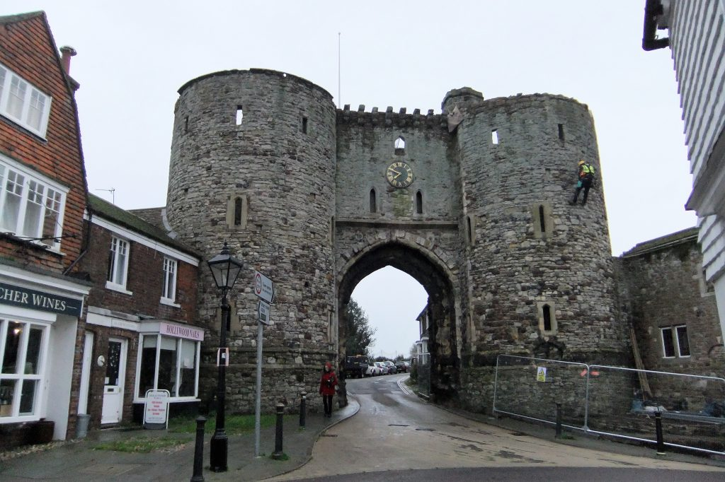 Landgate Rye England