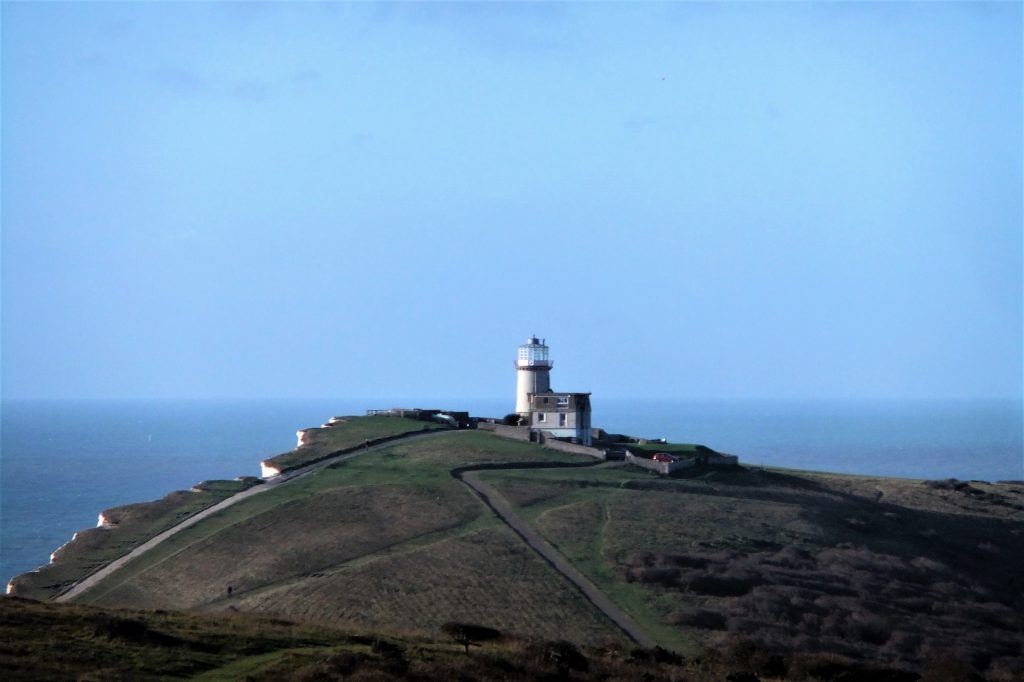Belle Tout Lighthouse.