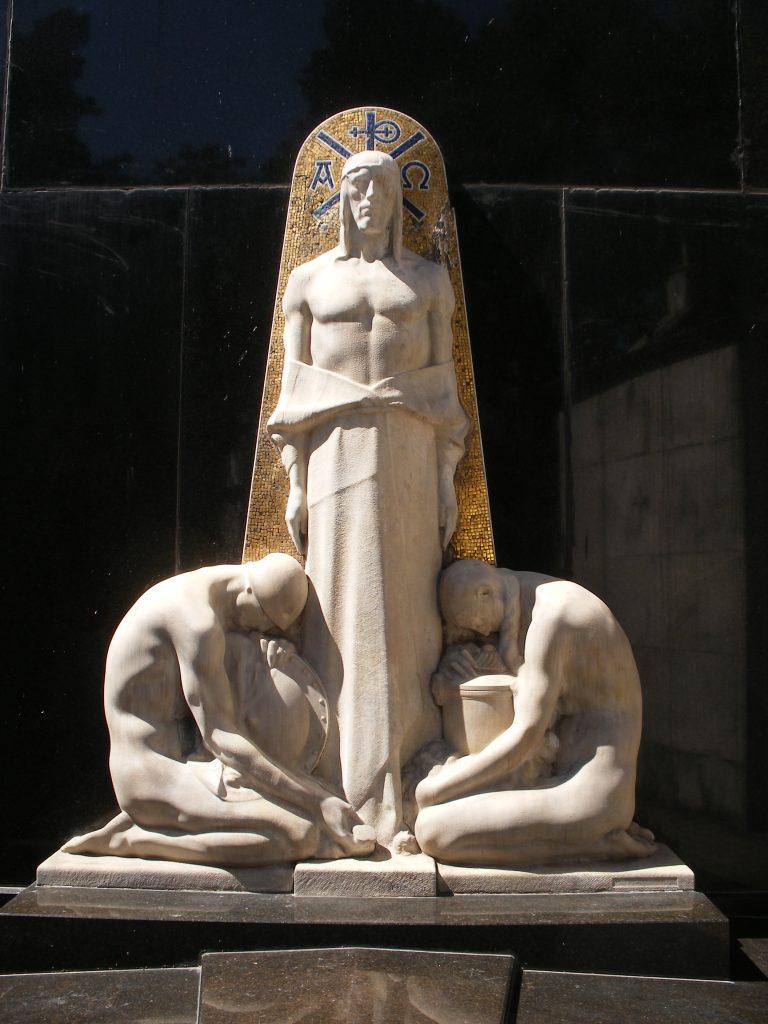 Etchebehere Vélaz tomb Recoleta Cemetery