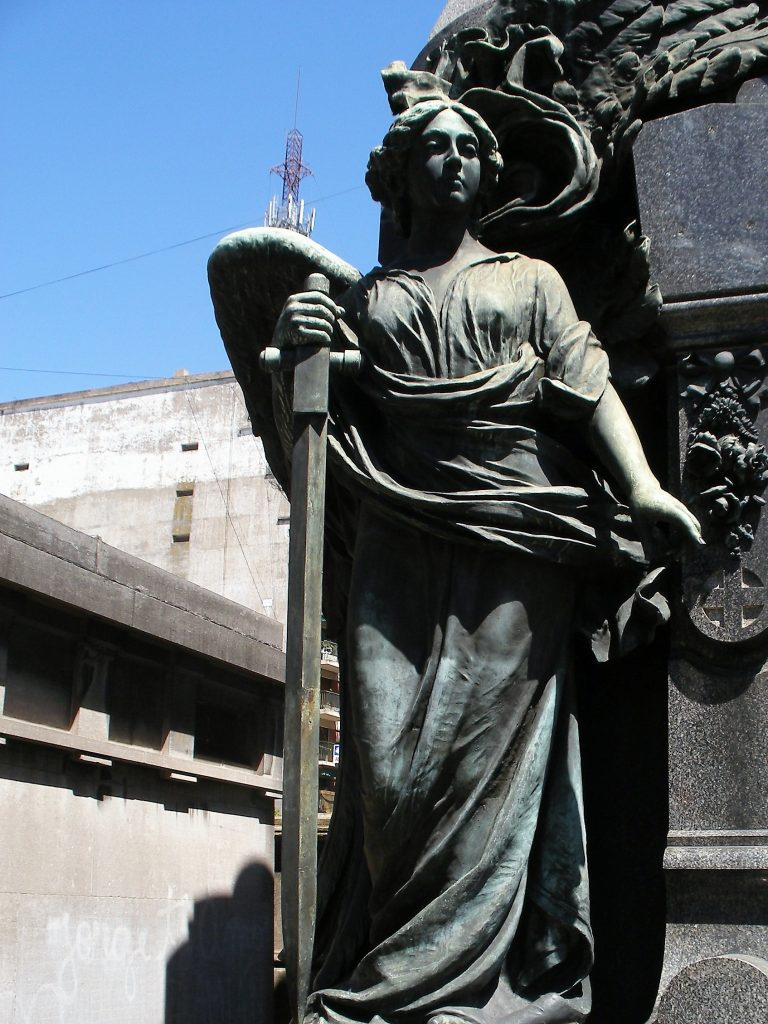 Carlos Cisnetto Olivera tomb