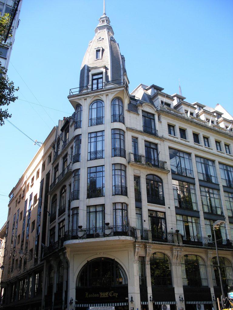 London City Historic Buenos Aires cafés