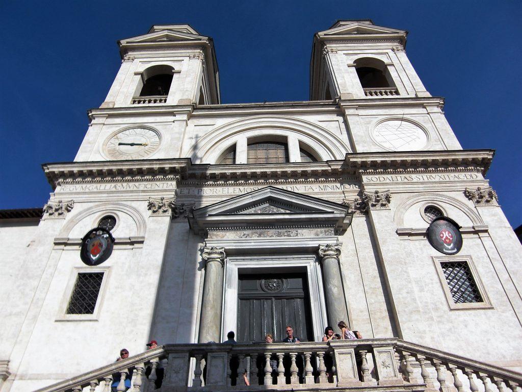 Trinita dei Monti church