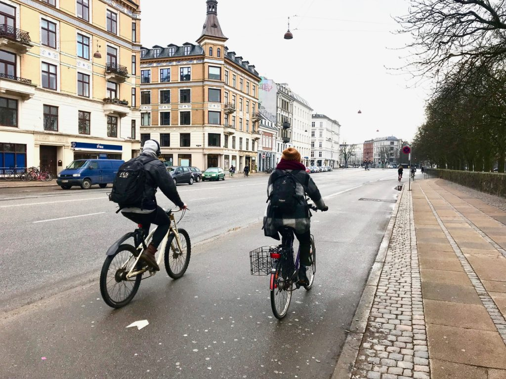 How To Bike Like A Local in Copenhagen