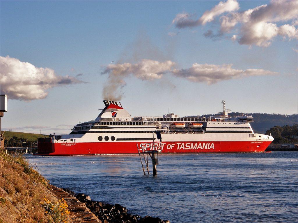 Explore Devonport Tasmania on Spirit of Tasmania ferry