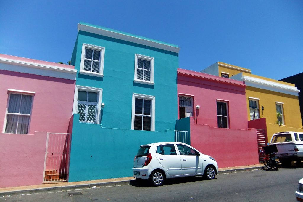things to do in cape town bo kaap colorful houses