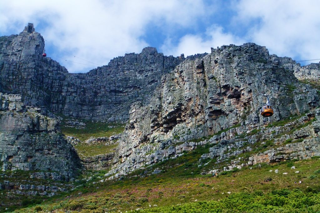 things to do in cape town table mountain