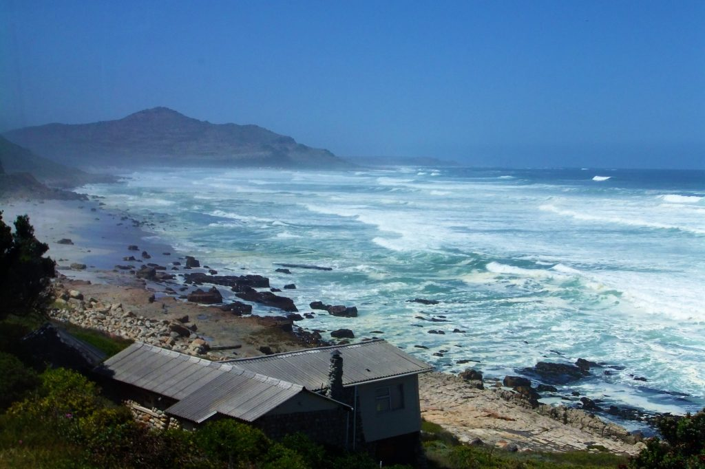 Misty Cliffs Discover Cape Peninsula